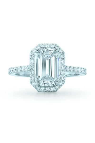Old Hollywood Glamour engagement ring from Kwiat: www.stylemepretty...