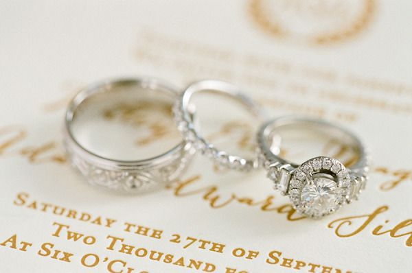 Princess cut: www.stylemepretty... | Photography: Lacie Hansen - laciehansen.com...
