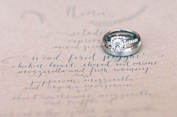 Sparkling engagement ring: www.stylemepretty...   Photography: Khanh Hogland - w...