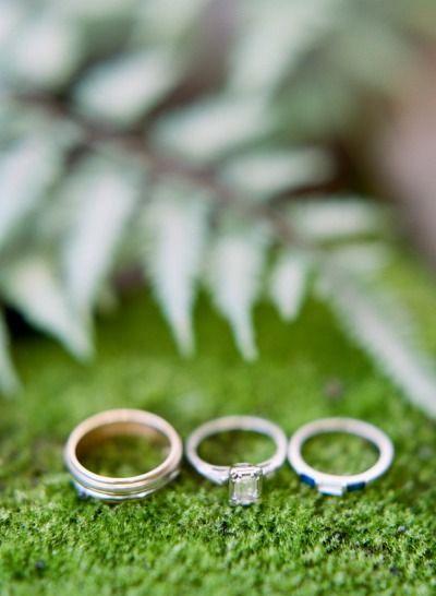 Vintage engagement ring: www.stylemepretty... | Photography:  Faith Teasley - ww...