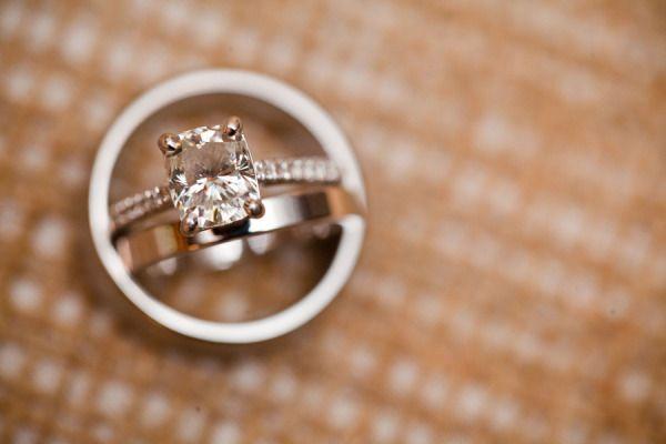 Wedding rings: www.stylemepretty... | Photography: Jamie Fender - jamiefender.co...