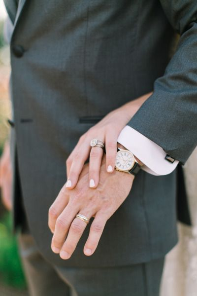 Wedding rings: www.stylemepretty... | Photography: Mint Photography - mymintphot...