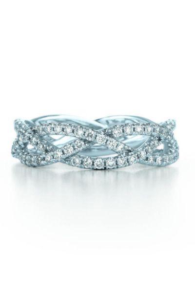 Woven diamonds: www.stylemepretty...