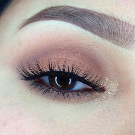 39 Easy Eyeshadow Looks - Fall Colors in Soft and Simple Eye Look - Natural And ...