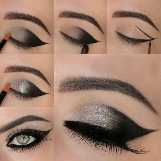EYES are the real beauty of a women & a beautiful eye makeup on it add seven sta...