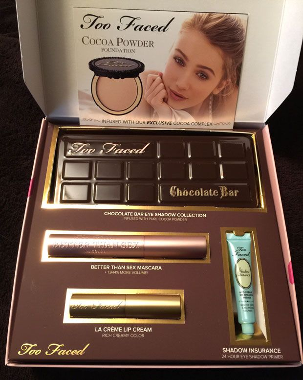 January 29th ONLY! Best deal in Too Faced HISTORY! HSN Today Special Too Faced B...