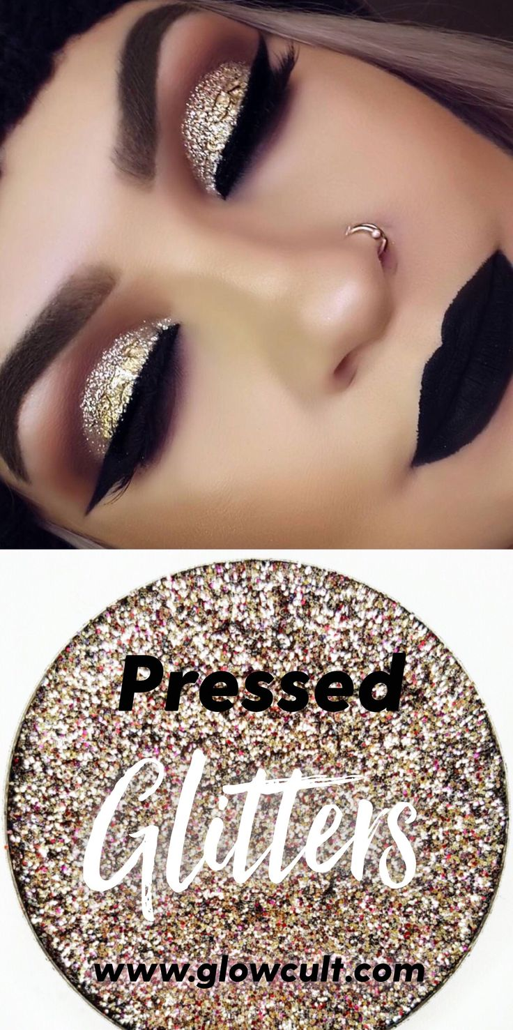 Must haves for the makeup enthusiast Prettiest glitters, shadows, highlights and...
