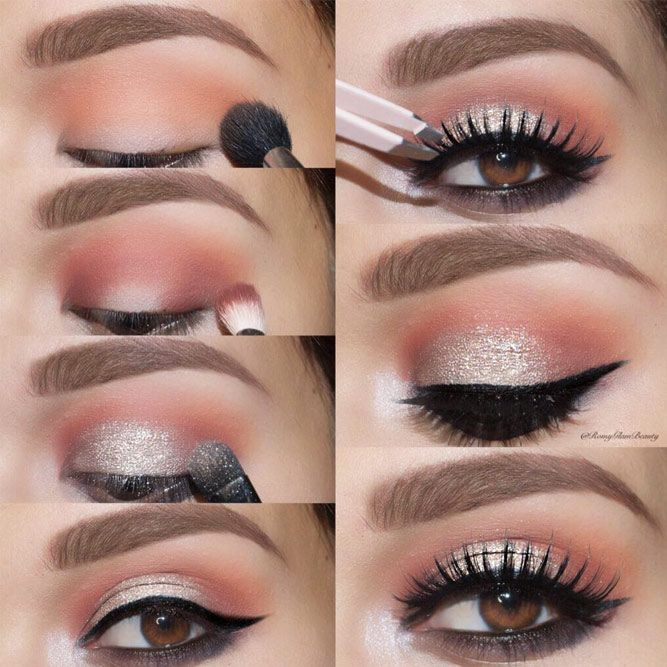 We have collected some eye makeup tutorials that explain you how to achieve a pa...