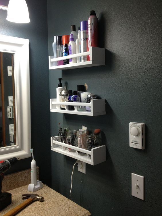 You are going to love these 35+ absolutely ingenious ideas and DIYs for bathroom...
