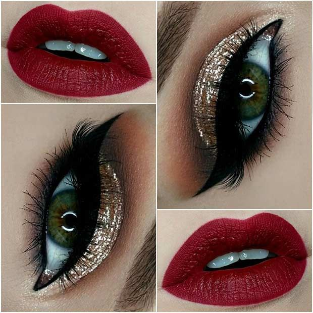 Your makeup is just as important as your outfit, gifts, so get it right the firs...