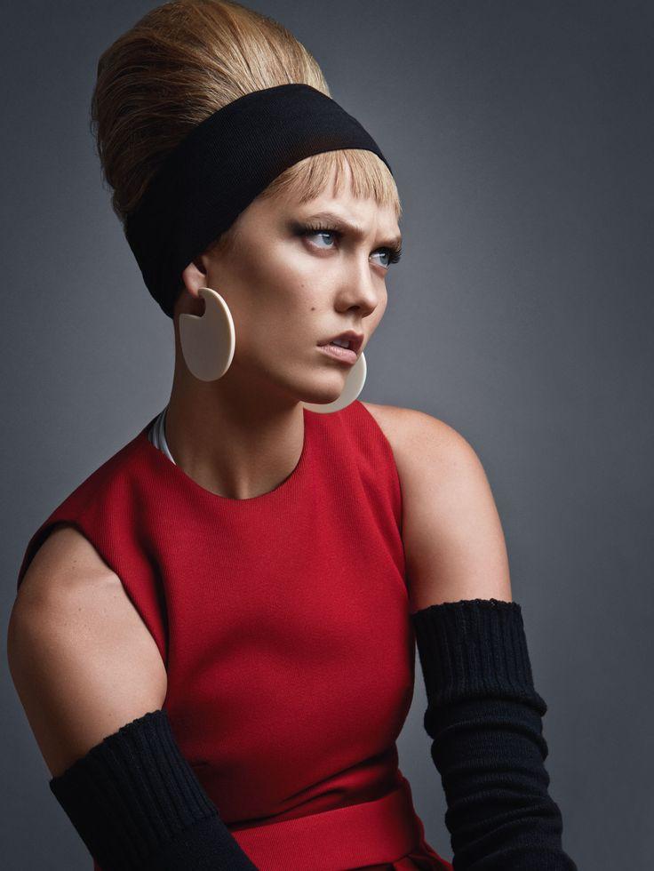 Karlie Kloss by Patrick Demarchelier for Vogue UK November 2015 10