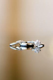 Elegant Blush + Gold Wedding at The Fairmont: www.stylemepretty... | Photography...