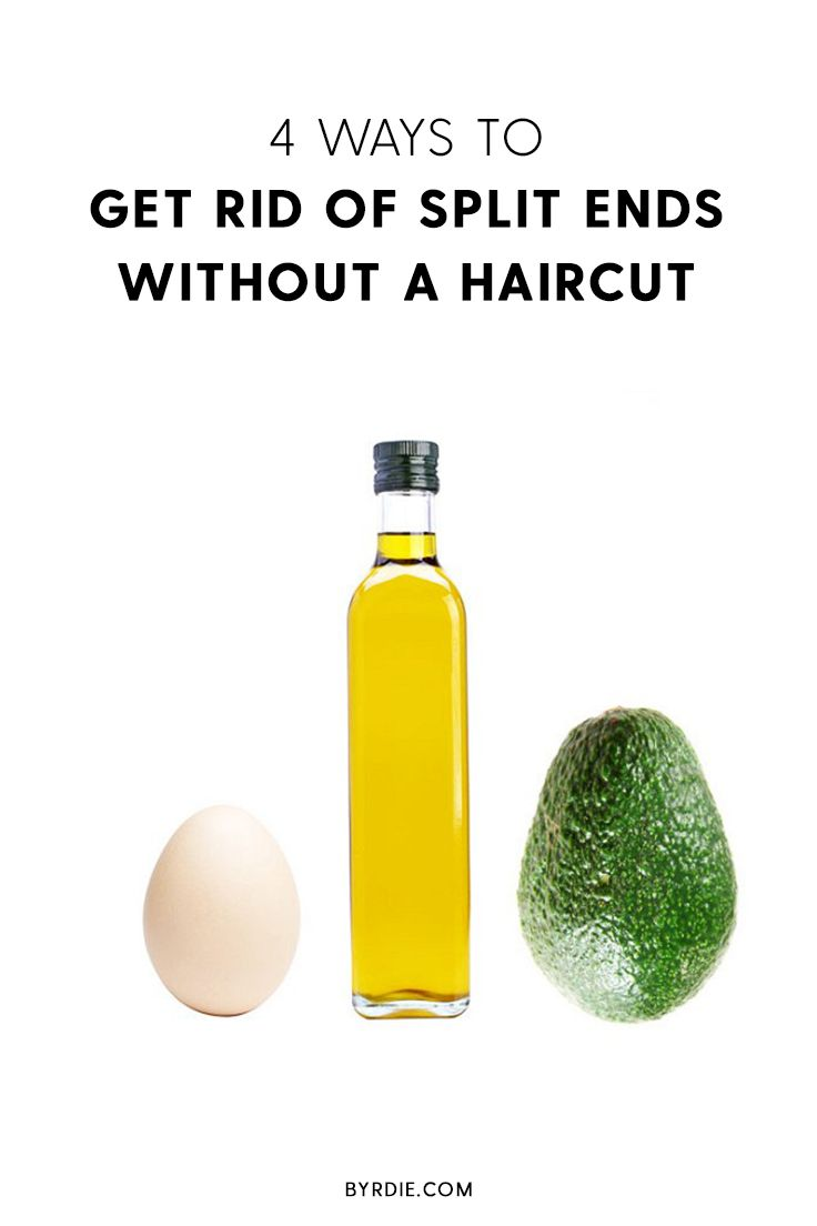 How to cure your split ends