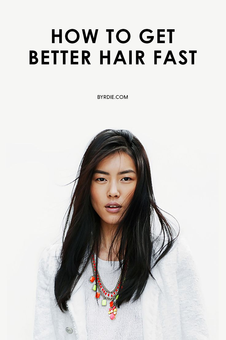How to get better, healthier hair
