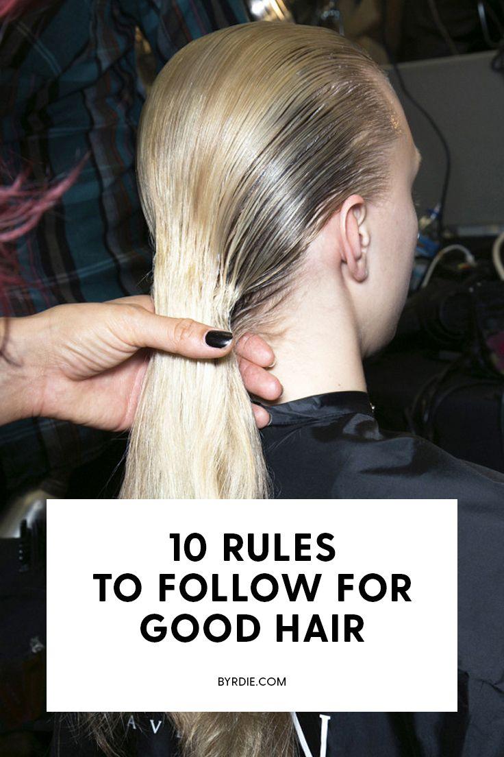 How to get longer, stronger hair