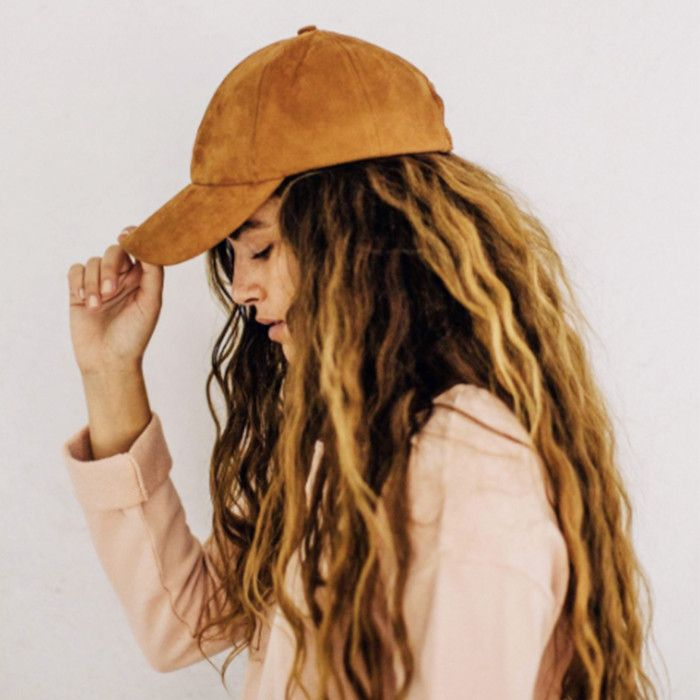 Leore Hayon is a model whose stunning mane of sun-kissed waves are the very defi...
