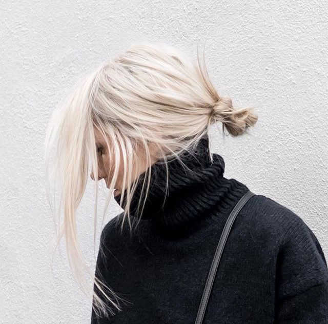 Best Hairstyles For 2017 2018 Low Messy Bun For Short Hair Flashmode Middle East Middle East S Leading Fashion Modeling Luxury Agency Featuring Fashion Beauty Inspiration Culture