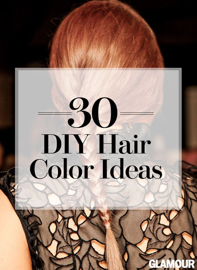 No, DIY hair doesn't have to be a disaster. Here's what to do.