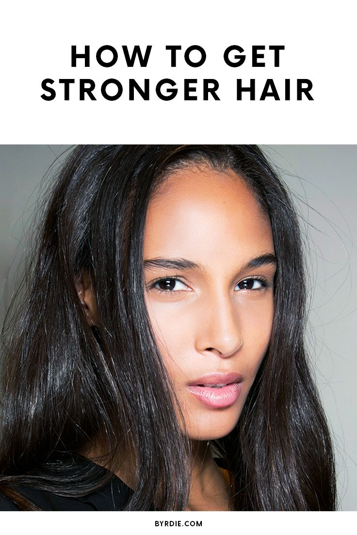 Products that will give you stronger, healthier hair