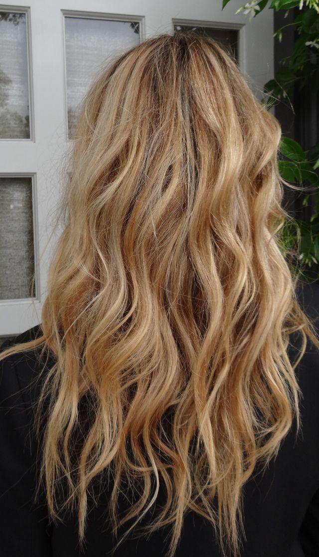 sandy blonde hair, hair color possibility