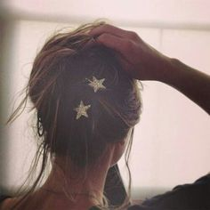 Star Bobby Pins.