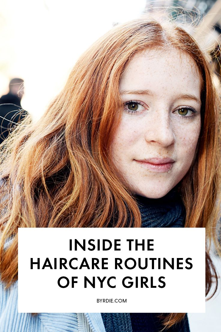 The best haircare tips for women who live in NYC