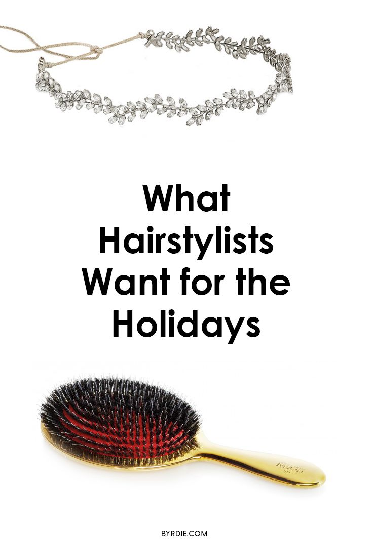 The best holiday gifts for your hair