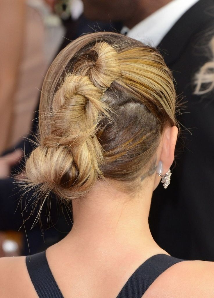 These easy updos are guaranteed to turn heads.