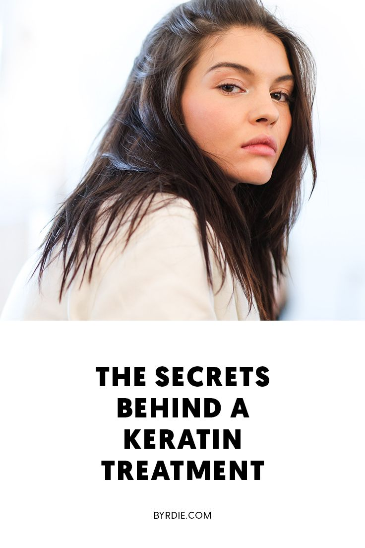 What to expect when getting a keratin treatment