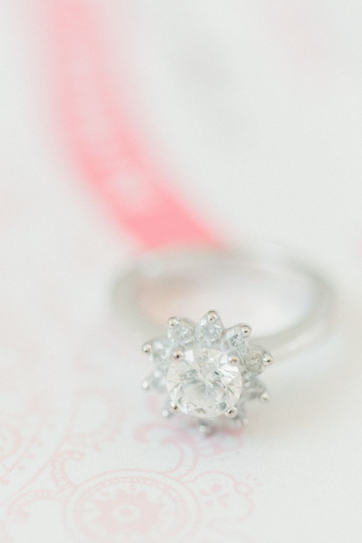 Confession... I don't know that much about engagement ring settings and styles. ...