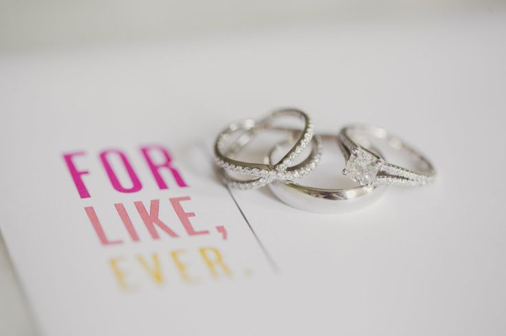 Cute #ring shot | Photography: bethandty.com | Design: www.kjandco.ca