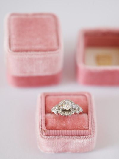 Don't forget to enter our engagement ring giveaway! www.stylemepretty... | Photo...