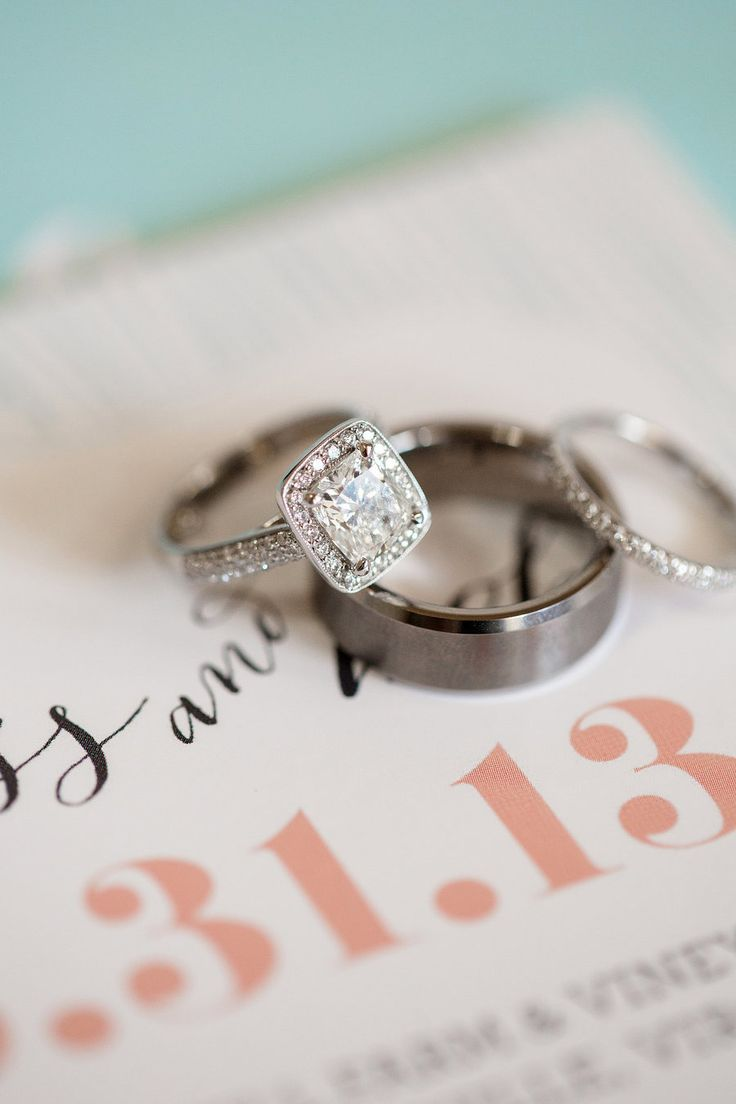 #Engagement Ring | Katelyn James Photography | See the wedding on #SMP Weddings:...