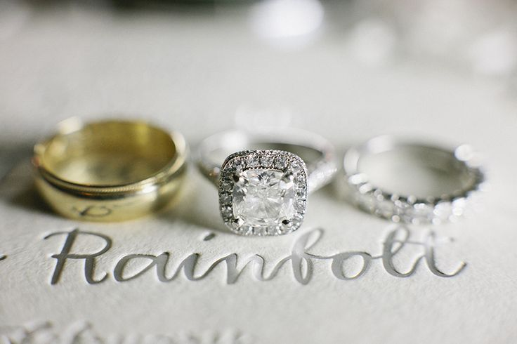 #Engagement Ring - Love! Melissa Schollaert Photography | See the wedding on SMP...