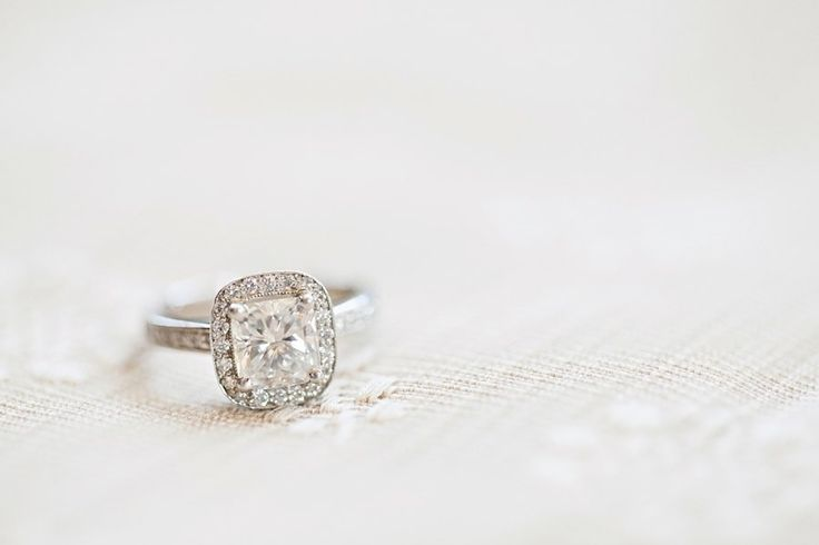 Engagement Ring | Photography: Jodi Miller |  SMP Wedding - stylemepretty.com...