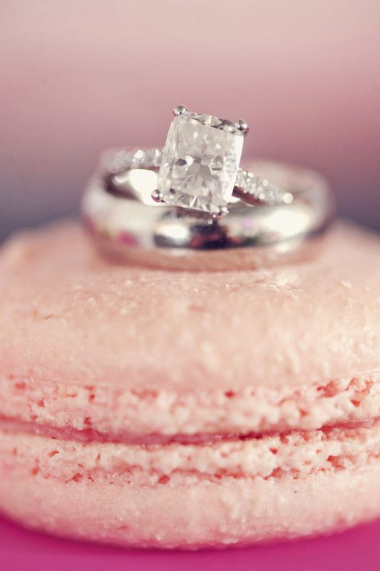 #Engagement Ring   See more on #SMP Weddings - www.stylemepretty...   Our Labor ...