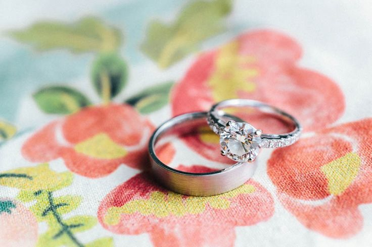 #Engagement Ring | Steve Steinhardt Photography |  Read More on SMP: www.styleme...