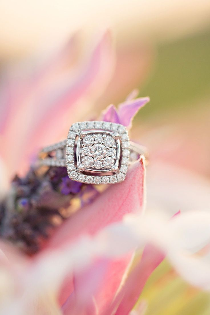 Engagement Ring via Style Me Pretty | www.stylemepretty... | Life in Still Photo...