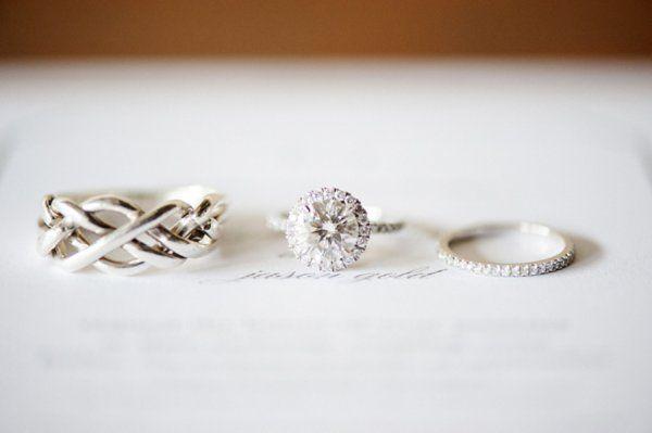 Engagement Ring | Wedding Bands | Justin & Mary - Photography | JustinMarantz.co...