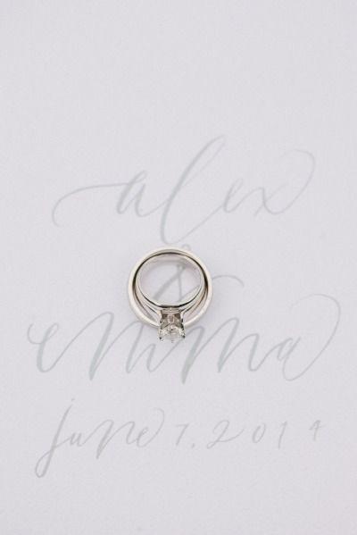Engagement ring! www.stylemepretty... | Photography: Laura Ivanova - www.lauraiv...