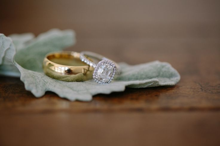 #EngagementRing | See the full feature on www.stylemepretty... | Photography: tr...