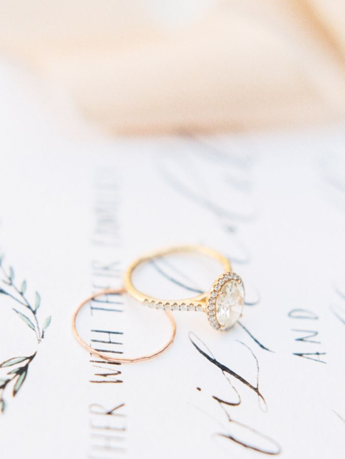 Holman Ranch Fall Wedding Inspiration: www.stylemepretty... | Photography: Sally...