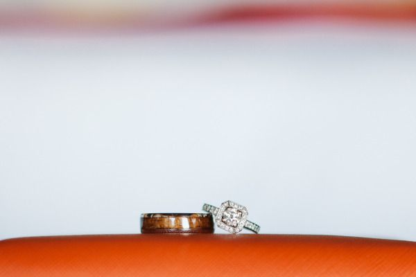 Mexico Elopement with a Statement Orange Dress: www.stylemepretty... | Photograp...