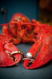 New England Summer Wedding at Peaks Island: www.stylemepretty... | Photography: ...