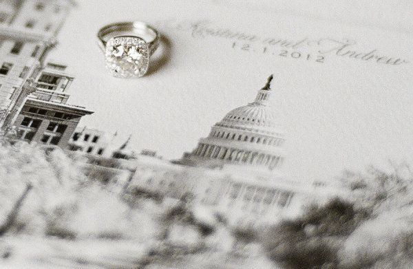 Photography by Leslee Mitchell / lesleemitchell.com/blog #Wedding #Ring