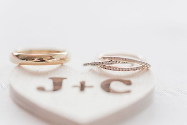 #rings Photography by beach-productions...  Read more - www.stylemepretty...