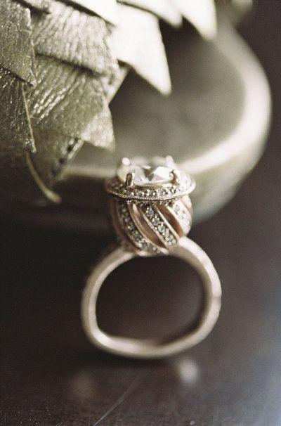 #rings | Photography by braedonphotograph... |    Read more - www.stylemepretty....