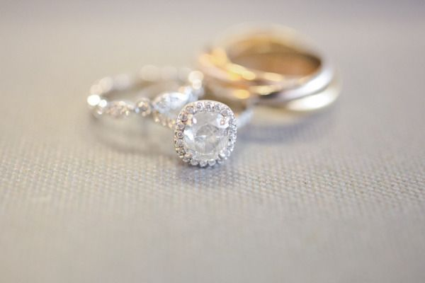 #rings Photography by carolinejoy.com |   Read more - www.stylemepretty...