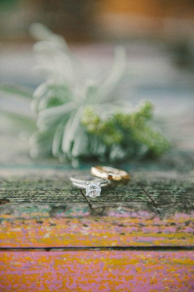 #rings Photography by emilylblake.com |   Read more - www.stylemepretty...