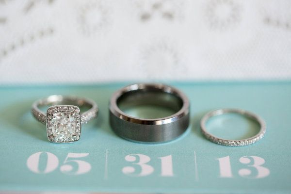 #rings Photography by katelynjames.com  Read more - www.stylemepretty...